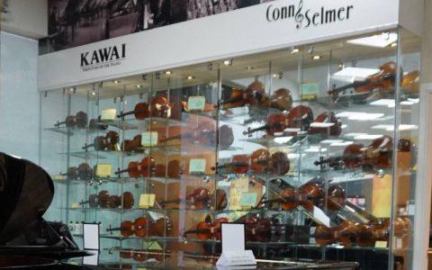 Các hiệu đàn violin nổi tiếng tại Việt Nam