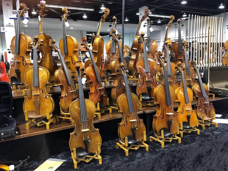 shop ban dan violin