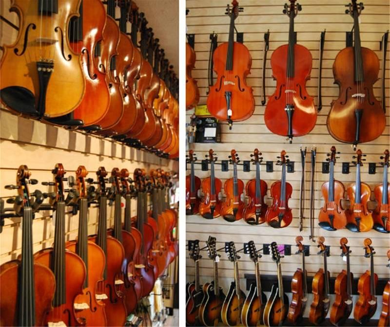 shop violin selmer
