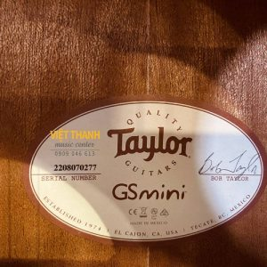 tem guitar Taylor GS Mini-e Rosewood