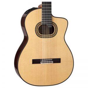 thung dan guitar Takamine TH90