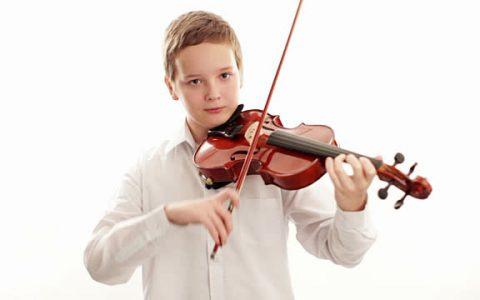 tre moi hoc dan violin