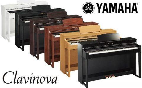 dan piano dien Yamaha Clavinova