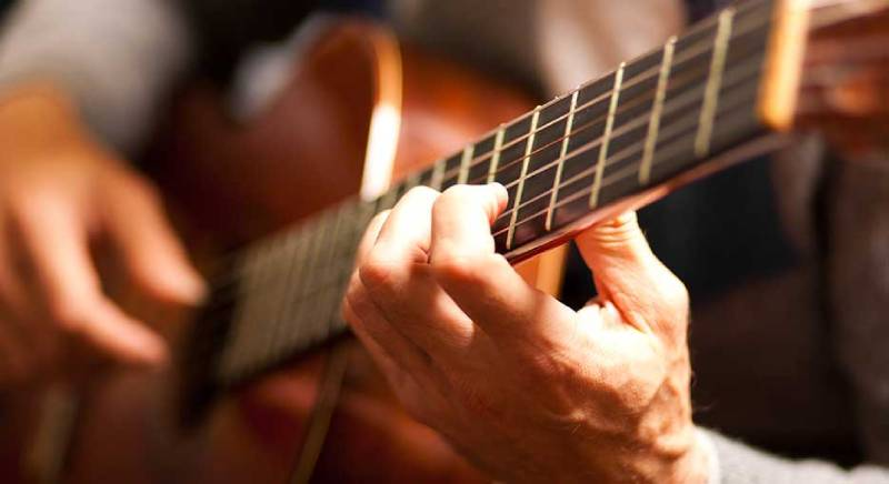 luyen dan guitar