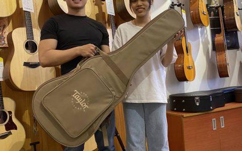 Đánh giá đàn Guitar Baby Taylor