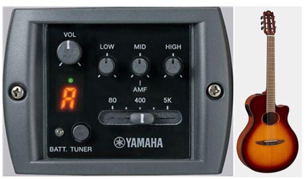 Guitar Classic Yamaha NTX1 co eq