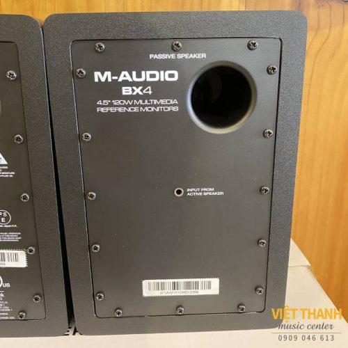 bo loa M-Audio BX4 cho phong thu