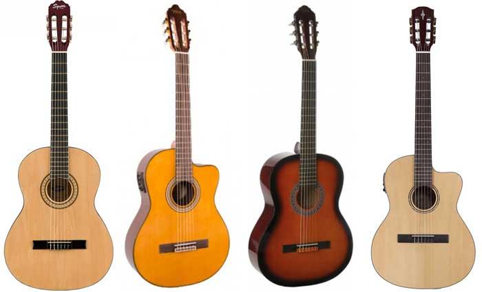 dan guitar clasic