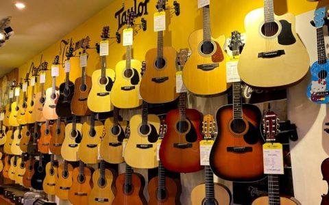 Giá một cây đàn guitar tại Âm Nhạc Việt Thanh