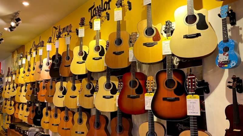dan guitar viet thanh