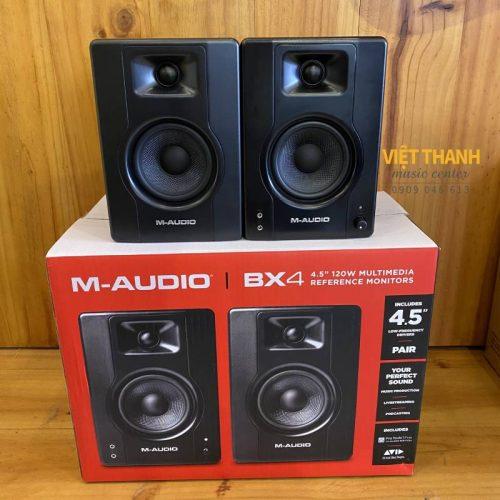 loa kiem am phong thu M-Audio BX4