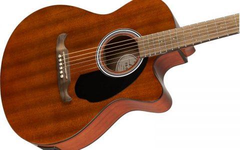 Đánh giá đàn guitar acoustic Fender FA-135CE