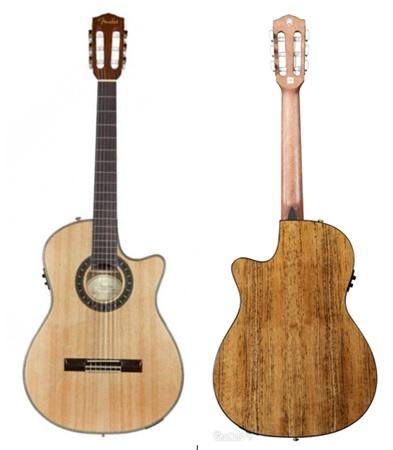 Fender CN240SCE