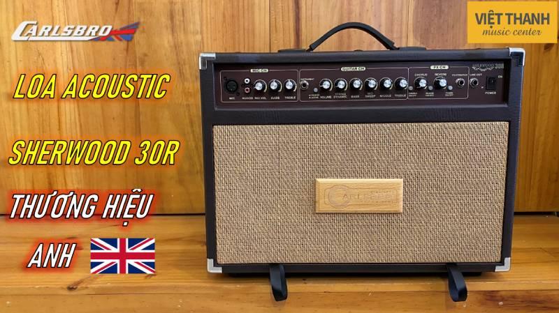 ampli Carlsbro Sherwood 30R