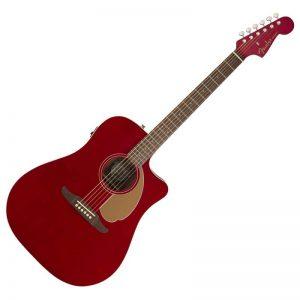 dan guitar Fender Redondo Player mau do