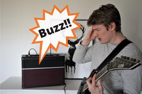 dan guitar ket noi ampli