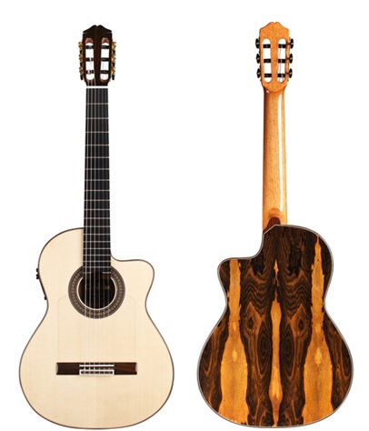 guitar Cordoba 55FCE