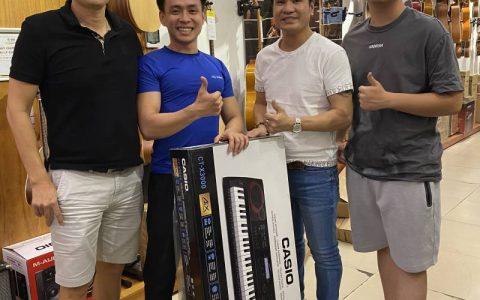 Mua đàn organ Casio giá bao nhiêu là hợp lý