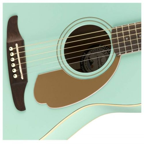 lo thoat am guitar Fender Malibu Player