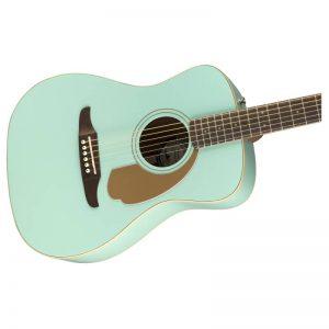 thung dan guitar Fender Malibu Player