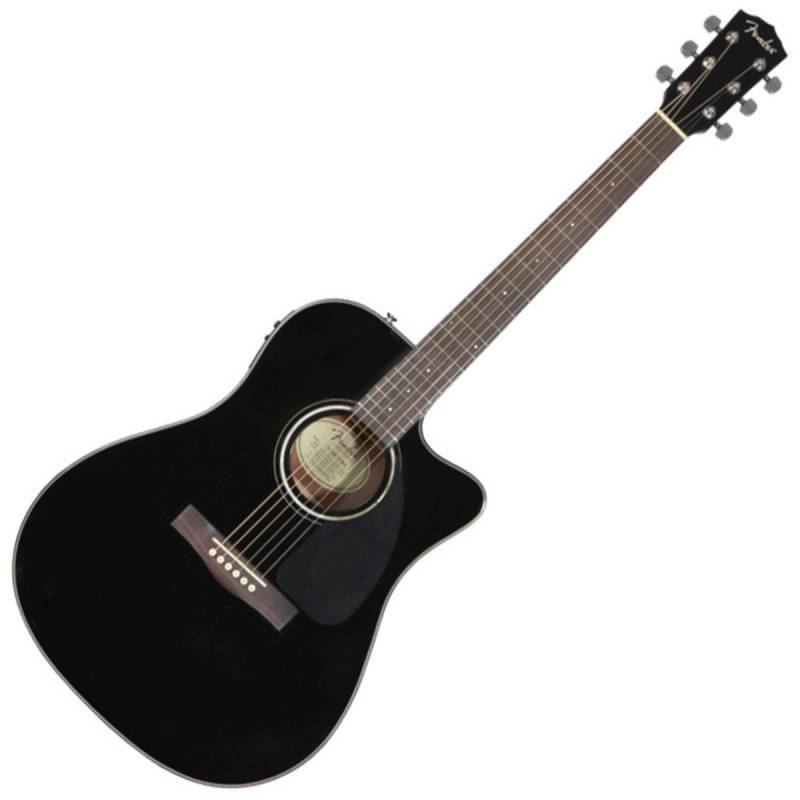 Fender CD140SCE BLK