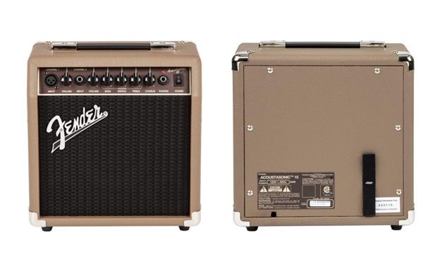 Loa Fender Acoustasonic 15