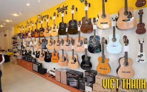 Top 10 đàn guitar cho người mới học hoàn hảo nhất