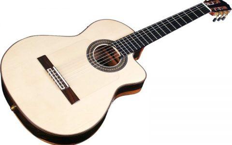 Những cây guitar classic hay nhất