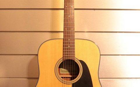Top 5 mẫu đàn guitar acoustic gỗ hồng đào tốt nhất