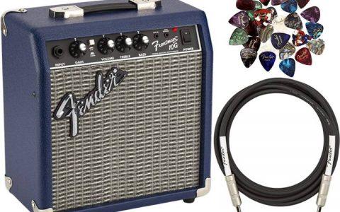 Top 5 Ampli Guitar dành cho luyện tập tại nhà