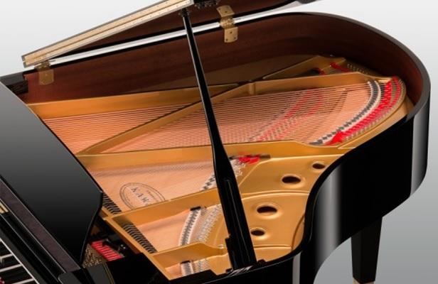 bo may co Millennium III doc quyen tren dan grand piano kawai