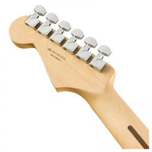 can dan guitar dien fender player stratocaster hss mn polar white