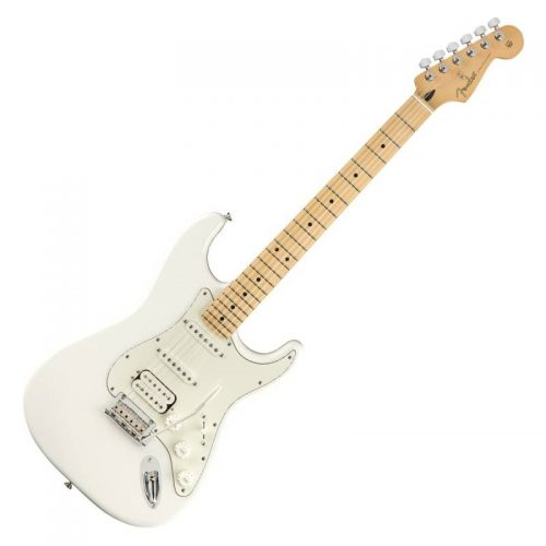 Fender Player Stratocaster HSS MN, Polar White
