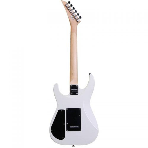 dan guitar jackson js11 snow white