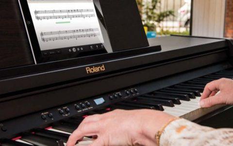 Top 5 model đàn piano điện Roland mới nhất