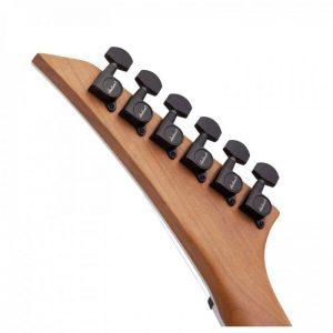 dau dan guitar dien jackson series dinky arch top js24 dkam black stain