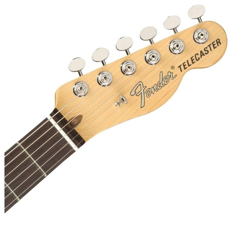 dau dan guitar fender american performer telecaster rw honey burst