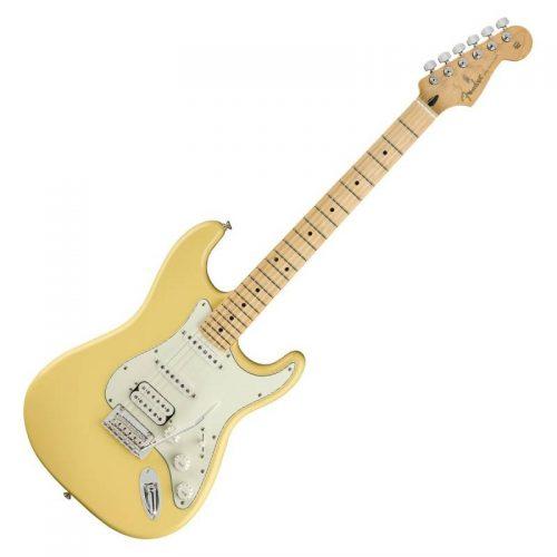 Fender Player Stratocaster HSS MN, Buttercream