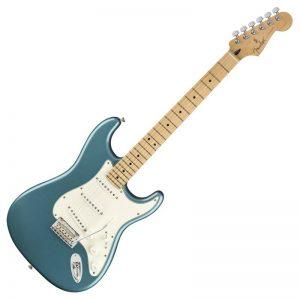 guitar dien fender player stratocaster mn tidepool
