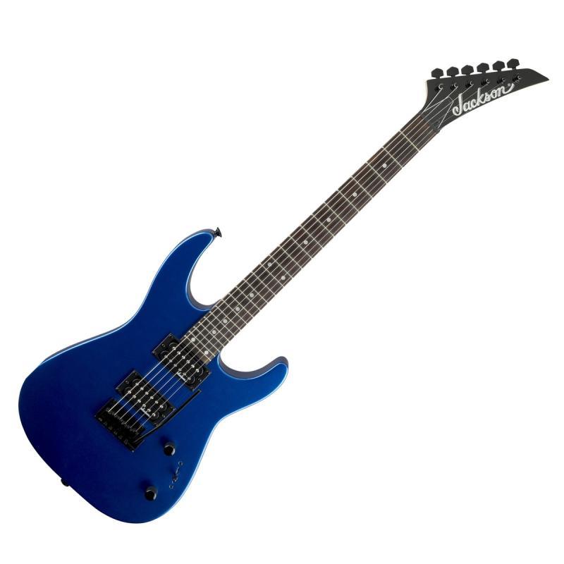 Jackson Series Dinky JS12, Metallic Blue