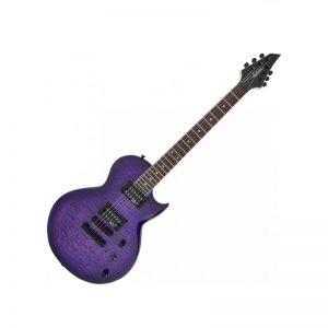 jackson series monarkh sc js22q transparent purple burst