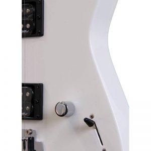 mat ben phai guitar jackson js11 snow white