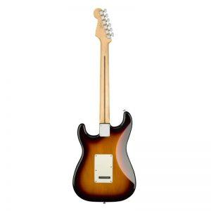 mat sau guitar dien fender player stratocaster hss mn 3 color sunburst