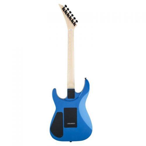 mat sau guitar dien jackson series dinky arch top js22 dka metallic blue