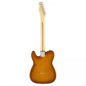 mat sau guitar fender american performer telecaster rw honey burst