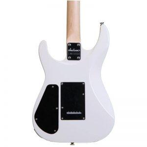 mat sau guitar jackson js11 snow white