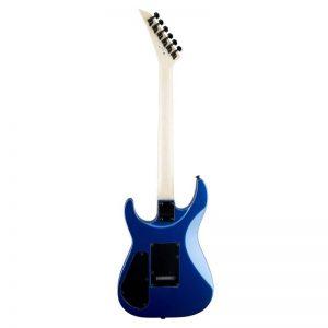 mat sau guitar jackson series dinky js12 metallic blue