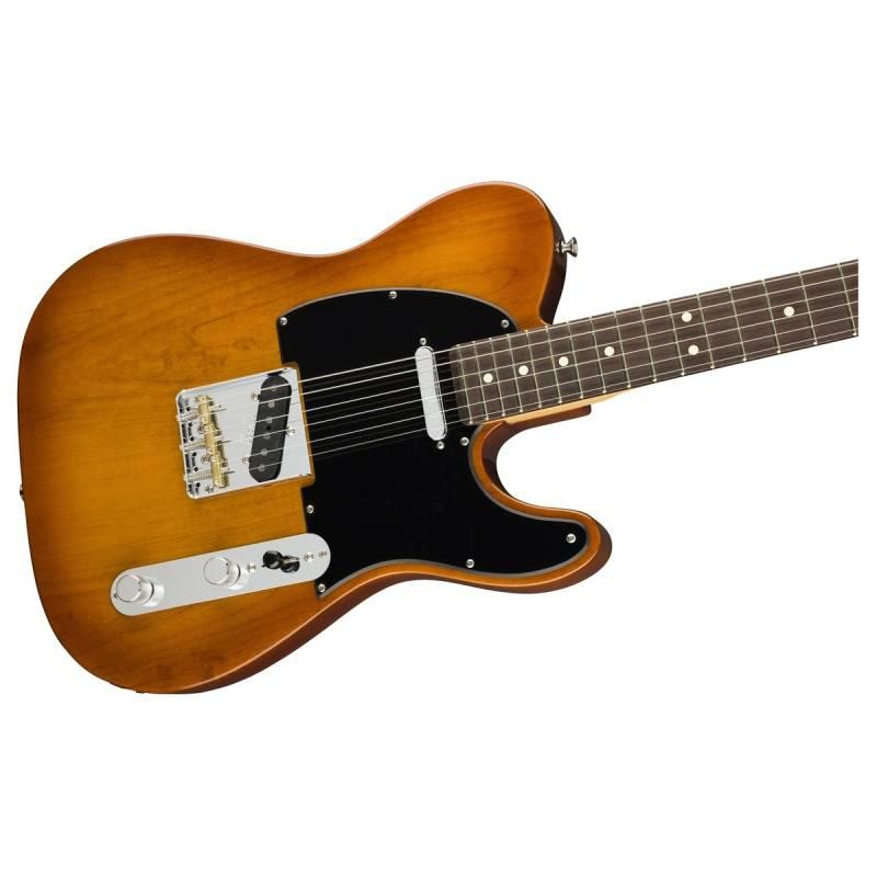 mat truoc guitar dien fender american performer telecaster rw honey burst
