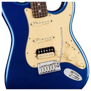 mat truoc guitar dien fender american ultra stratocaster hss rw