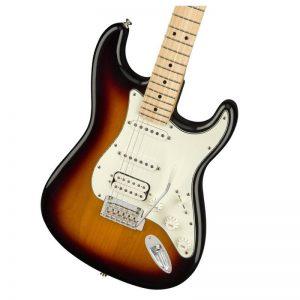 mat truoc guitar dien fender player stratocaster hss mn 3 color sunburst